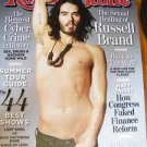 Rolling Stone Magazine 1106 June 2010 Russell Brand