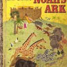 Disney Noah's Ark Little Golden Book 1952