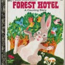 Forest Hotel A Counting Story Little Golden Book 1978