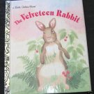 The Velveteen Rabbit Little Golden Book 1972