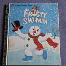 FROSTY THE SNOWMAN Little Golden Book 1992