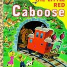 The Little Red Caboose Little Golden Book Chick-fil-A