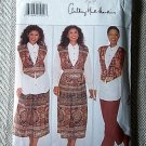 Butterick 4093 Tunic Skirt Pants Misses 14-18 1995
