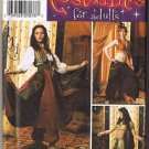 Simplicity 5359 GYPSY BELY DANCER COSTUMES 6-8-10-12