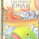 The Stroy of Jonah Little Golden Book 1986