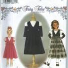 Simplicity 9014 Fairy Tales Dress Girls 6-8 1999