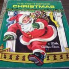The Night Before Christmas Little Golden Book 1969
