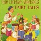 Hans Christian Andersen's Fairy Tales Wonder Books 1976