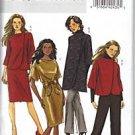 Butterick 5259 Jacket Coat Dress Pants Misses 16-24