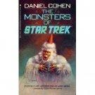 The Monsters of Star Trek Daniel Cohen 1980 Sci-Fi