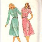 Butterick 3135 Dress Loose Fitting Misses 10 1960