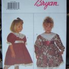 Butterick 3770 Bryan Dress Girls 5-6-6x 1994