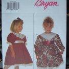 Butterick 3770 Bryan Dress Girls 5-6-6x 1994