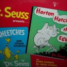 Dr. Seuss Sneetches Horton Hatches the Egg LP Record