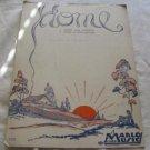HOME Sheet Music 1932 Van Steeden Clarkson