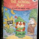 The School Play A Little Critter Little Golden Book 1995