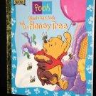Winnie the Pooh Honey Tree Wonderful Day Little Golden Books