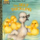The Ugly Duckling The Fuzzy Duckling 2 Little Golden Books