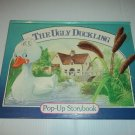 THE UGLY DUCKLING Pop-Up Storybook 1999