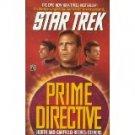 Star Trek PRIME DIRECTIVE 1991 Sci-Fi