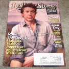 Rolling Stone Magazine Robert Downey Jr. May 1010