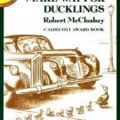MAKE WAY FOR DUCKINGS Robert McCloskey 1976