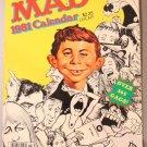 THE MAD Magazine 1981 Calendar