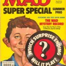 MAD Magazine Super Special Summer 1980