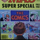 MAD Magazine The Comics 1981 Fall Super Special