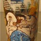 STAR WARS RETURN OF THE JEDI BURGER KING GLASS 1983