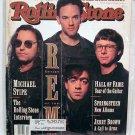 ROLLING STONE Magazine March 1992 R.E.M.