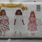 Butterick 3861 Princess Dress Girls 2-3-4 1995