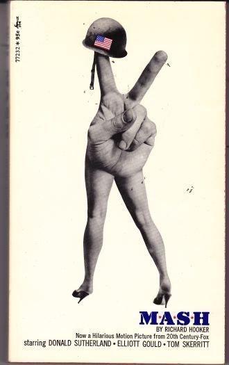 M*A*S*H MASH MAINE VIENNA Richard Hooker 3 Paperbacks