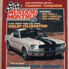 MUSTANG MONTHLY Magazine 1985 12 Issues