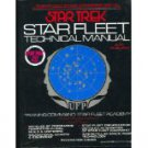 Star Trek: Star Fleet Technical Manual Fully Illustrated 1986