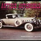 Antique Automobile Magazine 1978-1989 24 Issues