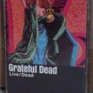 GRATEFUL DEAD LIVE DEAD CASSETTE 1989