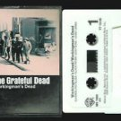 THE GRATEFUL DEAD WORKINGMAN'S DEAD CASSETTE 1978