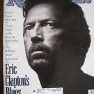 Rolling Stone Magazine October 1991 Eric Clapton
