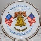 BICENTENNIAL 1776-1976 St. Regis Fine China Plate