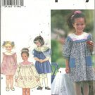 Simplicity 9719 Girls Dress 5-6-6X