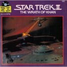 STAR TREK  II WRATH OF KHAN Book Record 1983