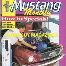 Mustang Monthly 25 Restoration Tips June 1989
