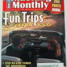 Mustang Monthly SVO Parts Guide August 1996