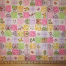 HAPPY MINI PRINTS BUNNY CHICK SPRINGS FABRIC