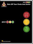Blink-182 Take Off Your Pants and Jacket Guitar Music Book