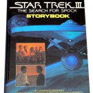 STAR TREK III THE SEARCH FOR SPOCK STORYBOOK CASSETTE