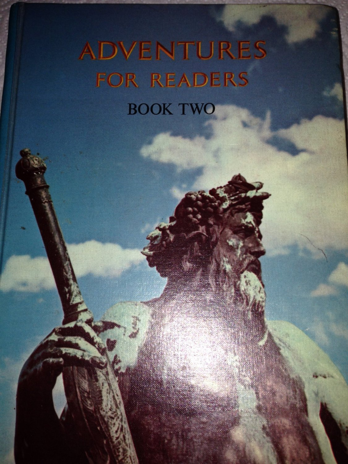 ADVENTURES FOR READERS Book Two Classic Edition 1968