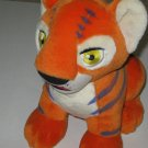 "NEOPETS ORANGE ANIMATED KOUGRA TIGER 11"" 2003"