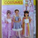 McCall's 2976 QUEEN FAIRY BALLERINA COSTUMES Girls 4-5-6